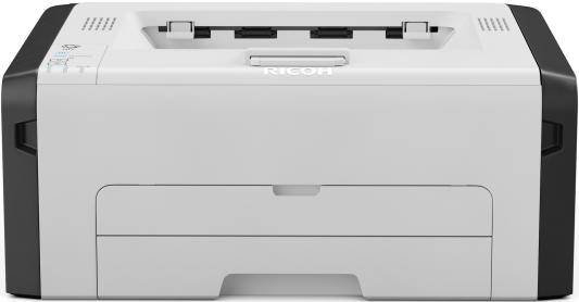 Принтер Ricoh SP 220Nw черно-белый A4 23ppm 1200x600dpi RJ-45 Wi-Fi USB 408028 ricoh sp 210sf a4 1200x600dpi 22ppm usb rj 45 407683