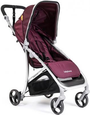 коляска-прогулочная-babyhome-vida-purple