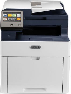 МФУ Xerox WorkCentre 6515V_N цветное A4 28ppm 600x600dpi Ethernet USB мфу xerox workcentre 5022v u ч б a3 22ppm 600x600dpi usb