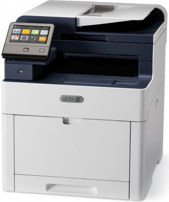 МФУ Xerox WorkCentre 6515V_DN цветное A4 28ppm 600x600dpi Ethernet USB xerox workcentre 6605n