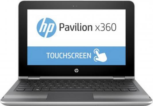"Ноутбук HP x360 11-u013ur 11.6"" 1366x768 Intel Celeron-N3060 1HF61EA"