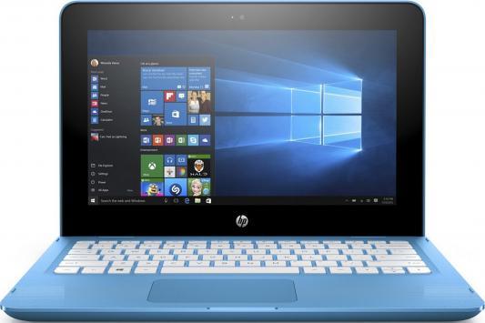 "Ноутбук HP x360 - 11-ab008ur 11.6"" 1366x768 Intel Celeron-N3060 1JL45EA"