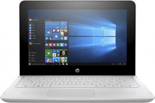 "Ноутбук HP x360 - 11-ab015ur 11.6"" 1366x768 Intel Pentium-N3710 1JL52EA"