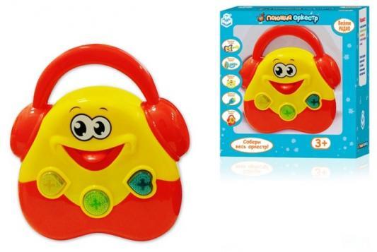 Магнитофон 1toy Поющий оркестр гитара игрушечная 1 toy поющий оркестр