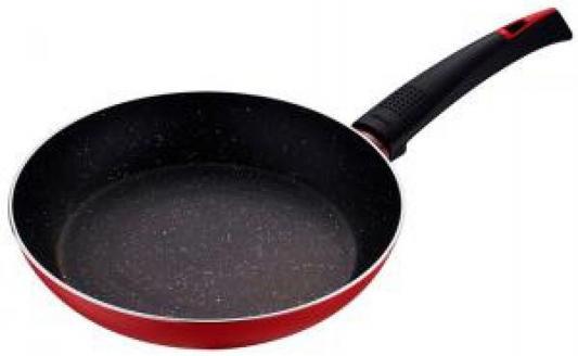 Сковорода Bergner BG-1287/6 RD 26 см алюминий