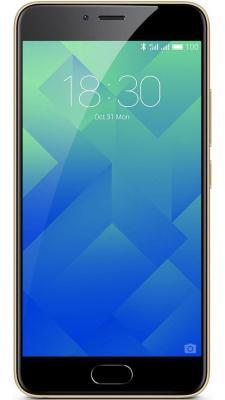 Смартфон Meizu M5 золотистый 5.2 32 Гб LTE Wi-Fi GPS 3G M611H-32-GOLD смартфон meizu u20 32 gb rose gold white