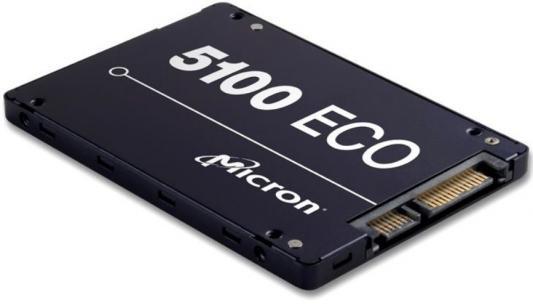 "все цены на Твердотельный накопитель SSD 2.5"" 960Gb Crucial Micron 5100ECO Read 540Mb/s Write 520Mb/s SATAIII MTFDDAK960TBY-1AR1ZABYY онлайн"