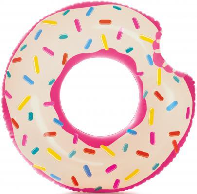 Надувной круг INTEX Пончик 107х99 см 59265