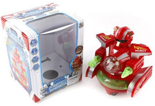 Робот электронный Shantou Gepai Mega Legend светящийся со звуком робот электронный tongde е нотка со звуком светящийся ассортимент t240 d5572