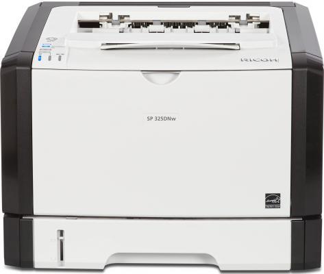 Принтер Ricoh SP 325DNw черно-белый A4 28ppm 1200x1200dpi RJ-45 Wi-Fi USB 407978