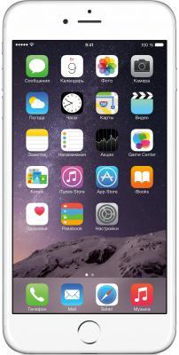 "Смартфон Apple iPhone 6 Plus ""Как новый"" серебристый 5.5"" 64 Гб NFC LTE Wi-Fi GPS 3G FGAJ2RU/A"