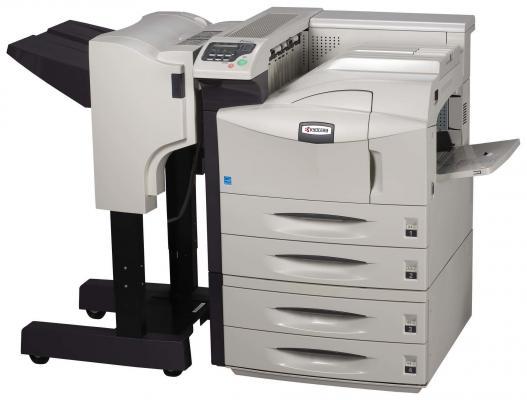 Принтер Kyocera FS-9130DN ч/б A3 40/23ppm 1200x600dpi Ethernet USB 1102GZ3NL1