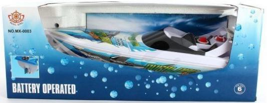 Катер Shantou Gepai Superior белый 40 см MX-0003-1