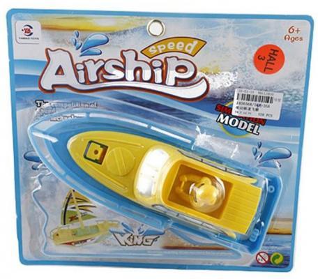 "Катер Shantou Gepai Speed Airship ""King"" разноцветный свет, звук 586-35A"