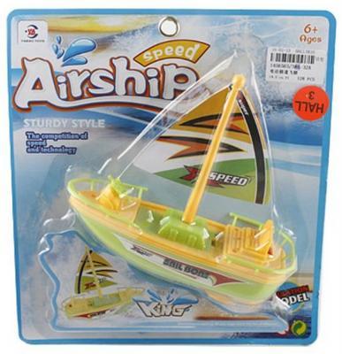 Катер Shantou Gepai Speed Airship желтый