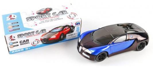 Автомобиль Shantou Gepai Sport Car цвет в ассортименте свет, звук GM112