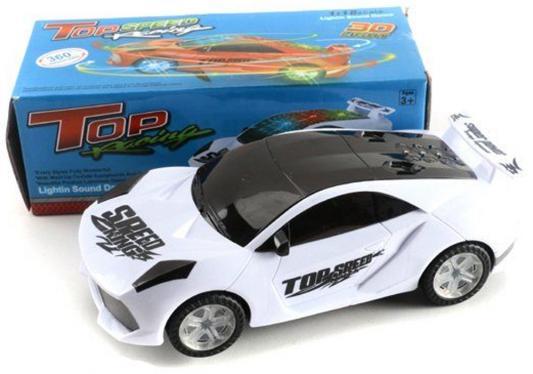 Автомобиль Shantou Gepai Top Speed цвет в ассортименте с 3D-подсветкой, танцует 002A