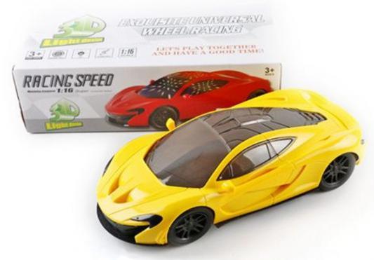 Автомобиль Shantou Gepai Racing Speed 1:16 цвет в ассортименте свет, звук 805