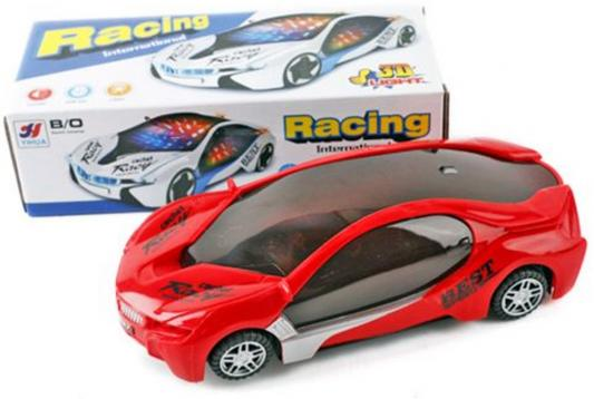 Автомобиль Shantou Gepai Racing цвет в ассортименте с 3D-подсветкой, звук 227