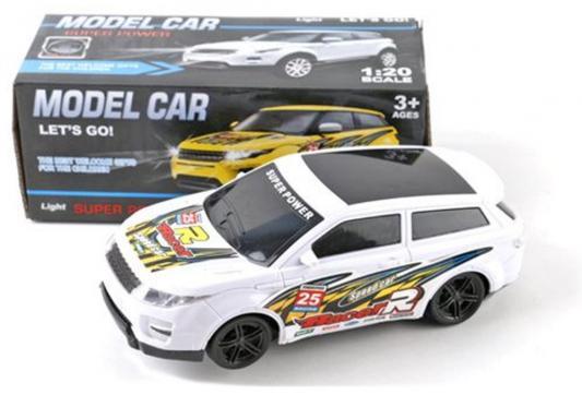 Автомобиль Shantou Gepai Super Power 1:20 цвет в ассортименте свет, звук 430-2A