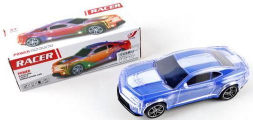 Автомобиль Shantou Gepai Raser синий  XJ516-B