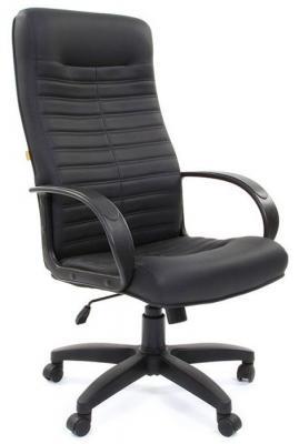Кресло Chairman 480 LT черный 7000191