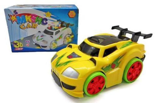 Автомобиль Shantou Gepai 61632 цвет в ассортименте