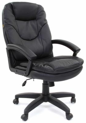 Кресло Chairman 668 LT черный 6113129 chairman 668 lt 6113129