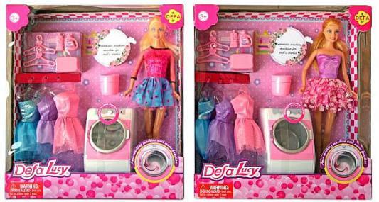 Купить Кукла Defa Luсy Хозяюшка с аксесс. в асс-те 8323, DEFA LUCY, 29 см, пластик, Классические куклы и пупсы