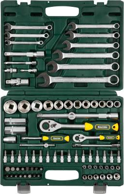Набор инструментов Kraftool Expert Qualitat 82шт 27887-H82_z02 пистолет kraftool expert qualitat 6583