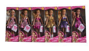Кукла DEFA LUCY Летние покупки с аксессуарами. 29 см в ассортименте куклы и одежда для кукол defa lucy кукла на велосипеде с аксессуарами 28 см