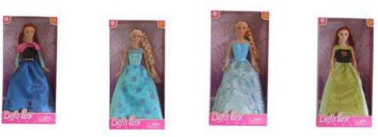 Кукла Defa Luсy 29 см Принцессы в ассорт., кор. 8326 кукла defa lucy 8336