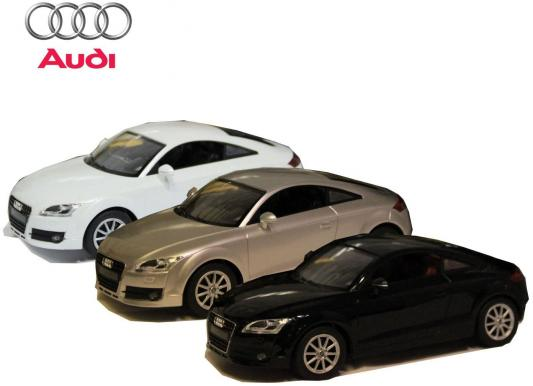 Машинка на радиоуправлении RASTAR Audi TT 1:14 30600 от 8 лет ассортимент rastar машина на радиоуправлении 1 24 audi tt 30700