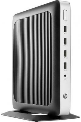 Неттоп HP t630 AMD G-GX-420GI 4Gb SSD 32 AMD Radeon HD Windows Embedded Standard 7E черный X9S63EA
