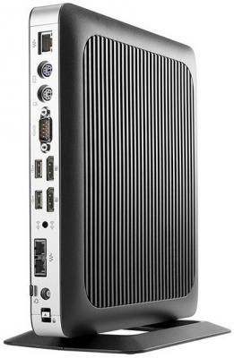 Неттоп HP t630 AMD G-GX-420GI 4Gb SSD 8 AMD Radeon HD Windows 7 Embedded Standard черный X9S61EA
