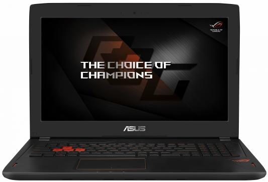 Ноутбук ASUS ROG GL502VM-FY053T 15.6 1920x1080 Intel Core i7-6700HQ 90NB0DR1-M01690 ноутбук asus k751sj ty020d 90nb07s1 m00320