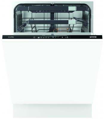 Посудомоечная машина Gorenje GV66260 белый посудомоечная машина gorenje gv66260 белый