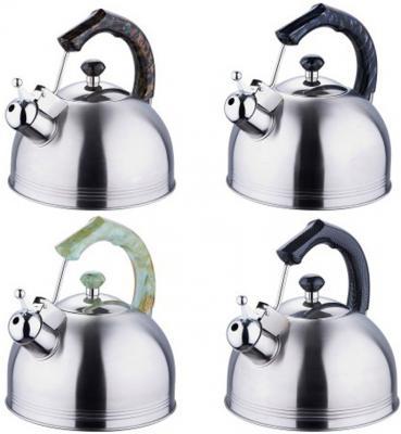 Чайник со свистком Wellberg WB-6017