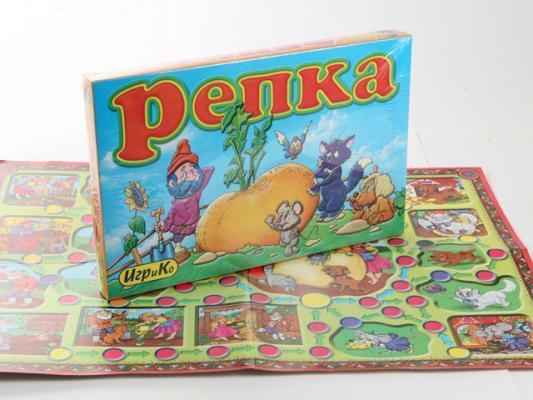 Настольная игра ИгриКо 4607037665484 airis press настольная игра волшебный театр три поросенка кошки мышки