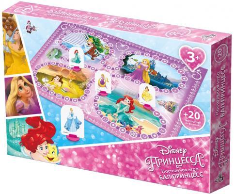 Купить Настольная игра Десятое королевство обучающая Бал принцесс 1885, 28x19, 5x3, 8 см, Настольные игры бродилки