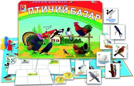 Настольная игра Радуга развивающая Птичий базар С-722