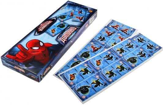 Настольная игра Step Puzzle домино Человек-паук