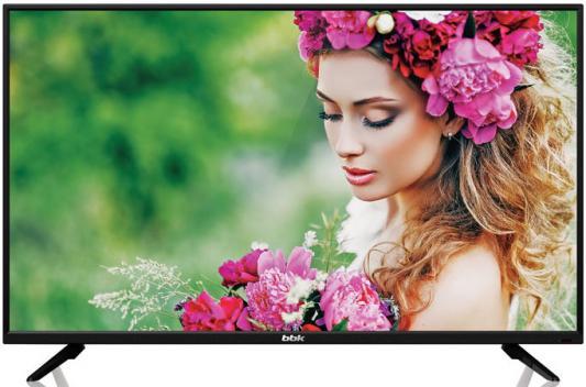 Телевизор BBK 39LEM-1033/TS2C черный телевизор led 39 bbk 39lem 1033 ts2c черный 1366x768 usb vga