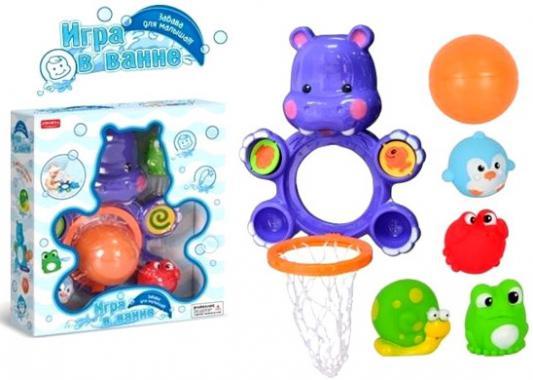 Набор игрушек для ванны Shantou Gepai Бегемот