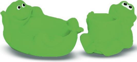Набор игрушек для ванны ВЕСНА Лягушки 13 см В1259 игрушки для ванны tolo toys набор ведерок квадратные