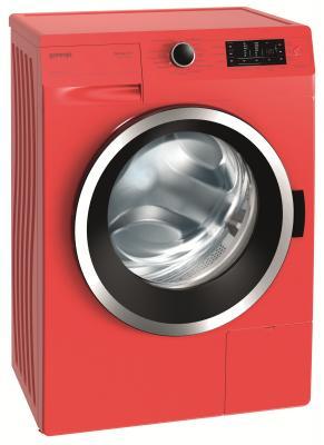 Стиральная машина Gorenje W65FZ23R/S красный стиральная машина gorenje w65fz23r s w65fz23r s