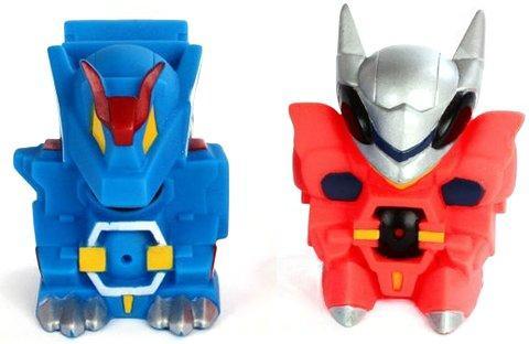 Набор игрушек для ванны Жирафики Роботы 681113 экран для ванны triton эмма 170