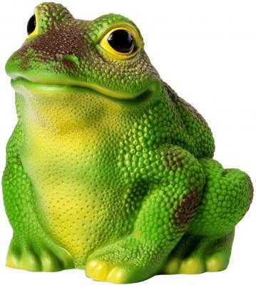 Резиновая игрушка для ванны Огонек жаба Жозефина 19 см