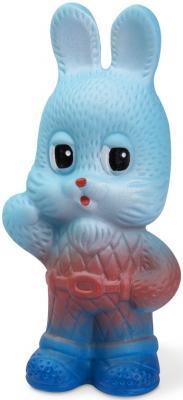 Резиновая игрушка для ванны Огонек заяц Степка 14 см С-1174