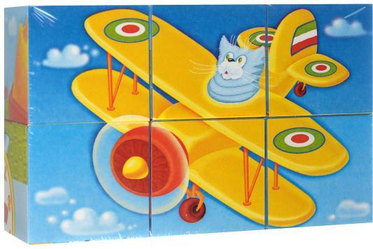 Кубики СТЕЛЛАР Герои сказок N22 от 3 лет 6 шт 822 кубики стеллар герои сказок n7 от 1 года 9 шт 00807
